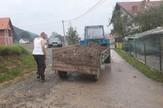 Zbog uništenih puteva vanredna situacija u tri mesne zajednice u Kosjeriću
