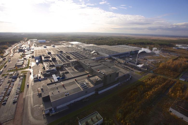 Zakład Nokian Tyres w Vsevolozhsku niedaleko Petersburga (Rosja) wytwarza 17 mln szt. opon rocznie