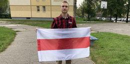 16-letni Dima byłtorturowany, bo poszedł na spacer. Przed oprawcami uciekł do Polski