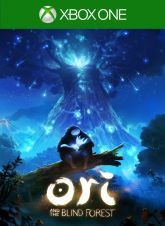 Okładka: Ori and the Blind Forest