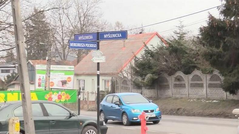Ulica Myślenicka