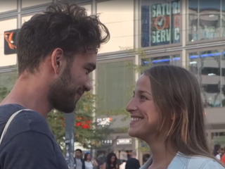 Eye Contact With Strangers Experiment