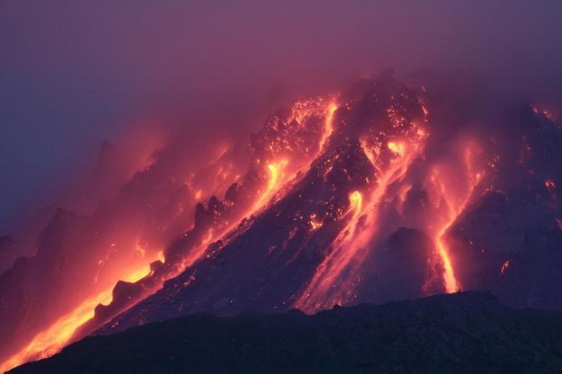 Wybuch wulkanu na Montserrat w 2006 roku