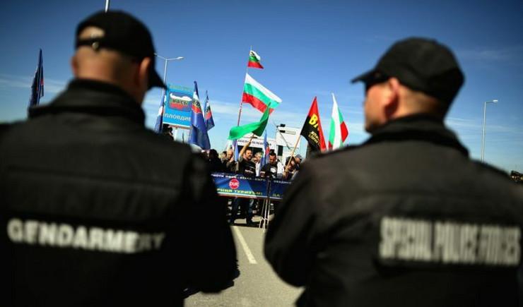 Demonstracije pristalica koalicije Ujedinjene patriote