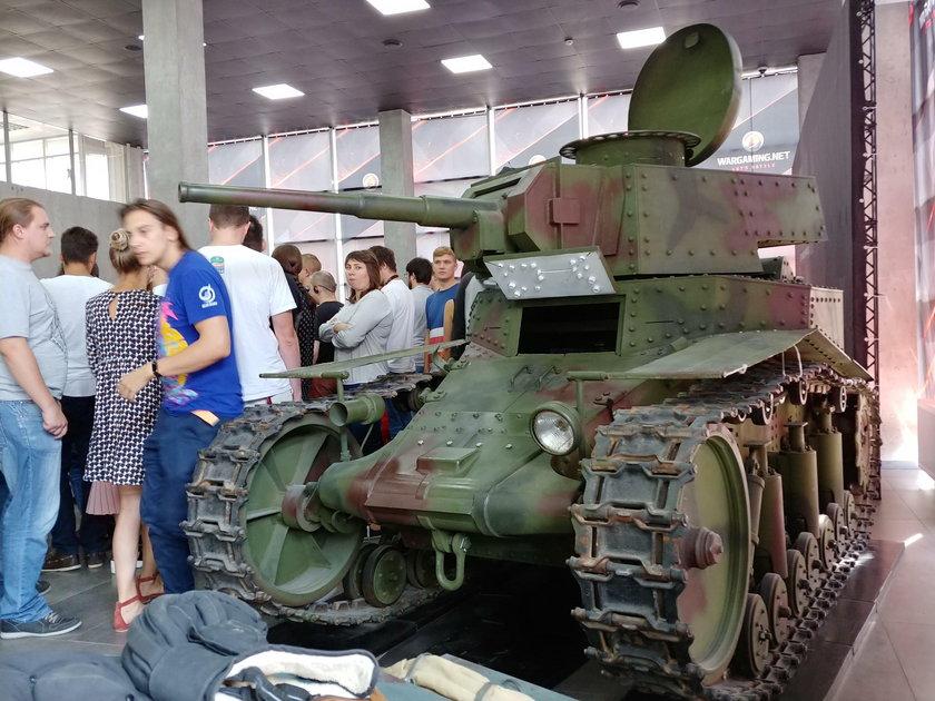 Jak powstają czołgi World of Tanks? Widzieliśmy to!