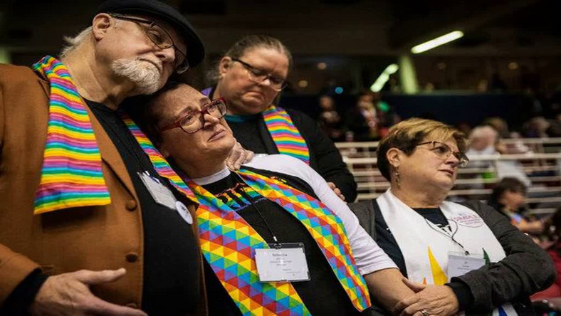 Improper voting discovered at Methodist vote on gay clergy