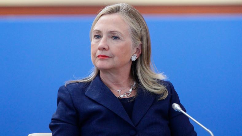 Hillary Clinton potępiła atak w Bengazi