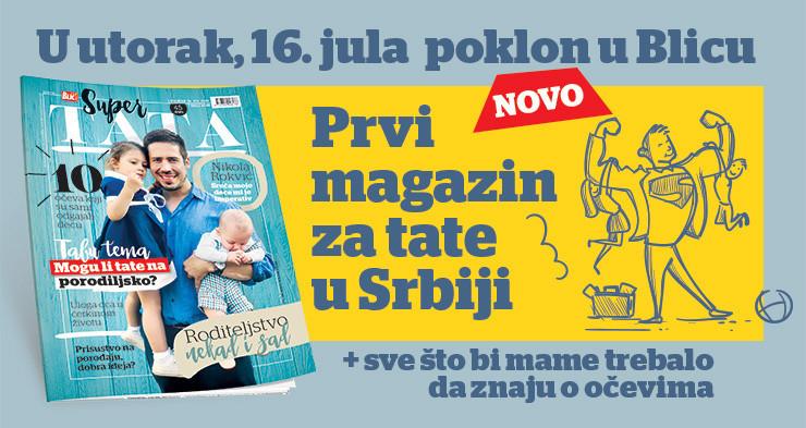 """Magazin """"Blic super tata"""""""