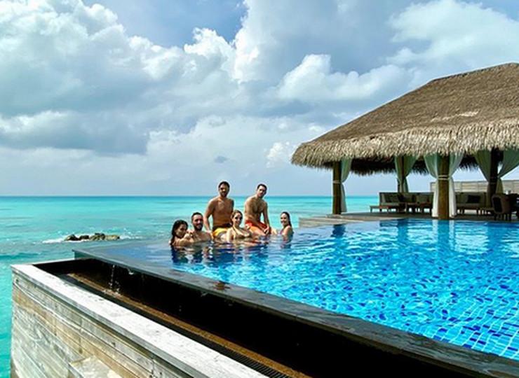 Teniseri na Maldivima