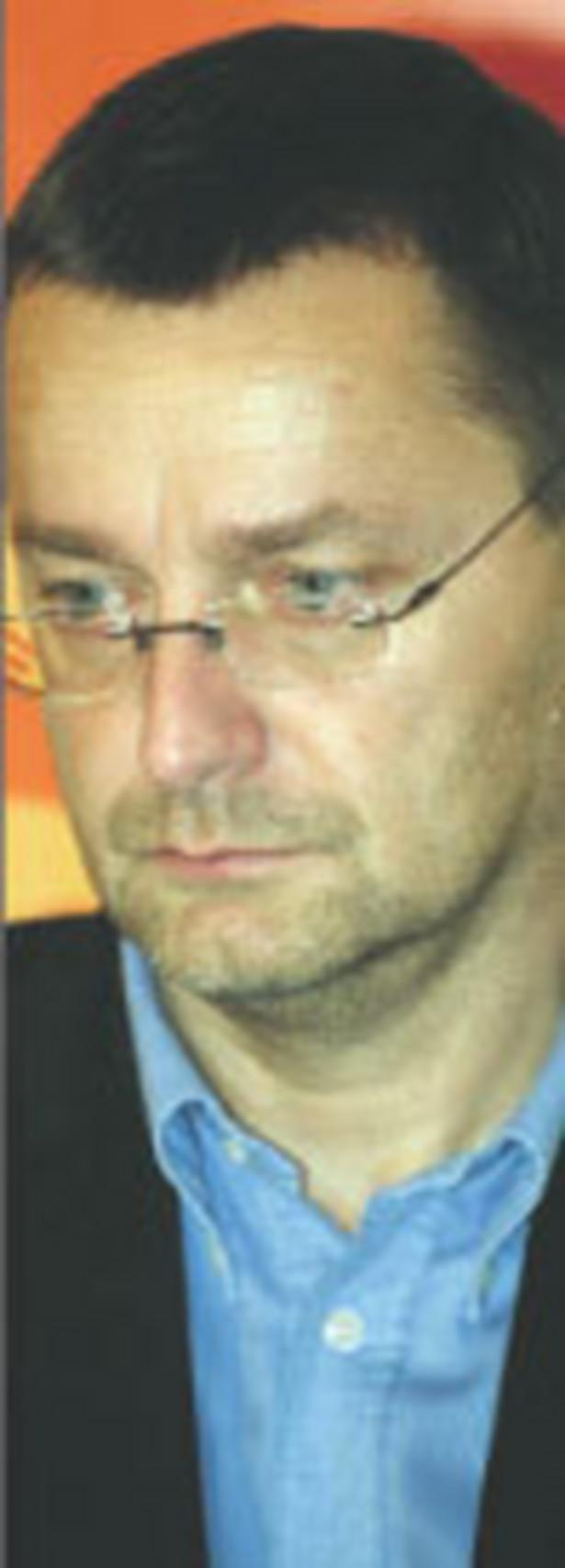 Janusz Jankowiak, ekonomista Polskiej Rady Biznesu