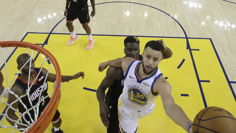 Golden State Warriors - Houston Rockets: wynik i relacja z meczu