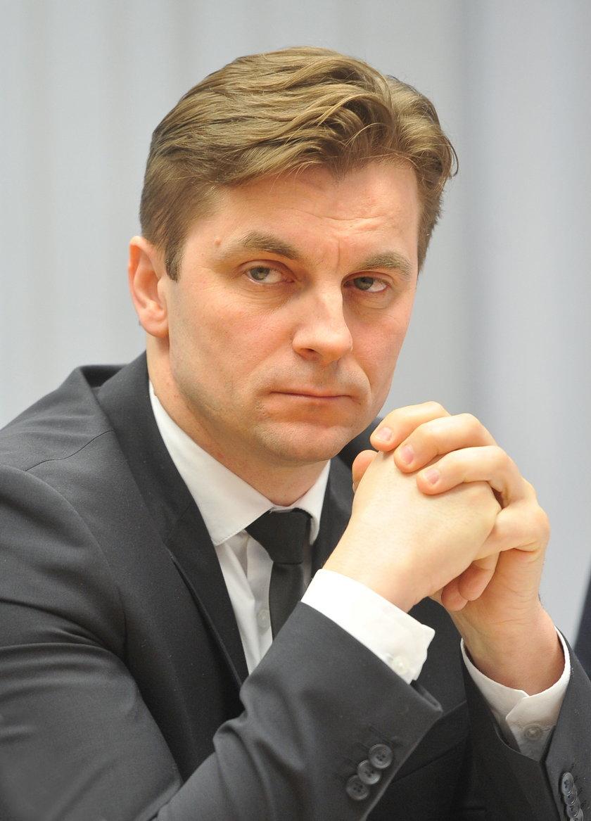 Marek Woszczyk, PGE