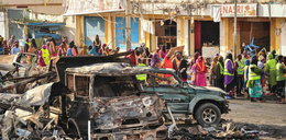 Zamach w Somalii. Co najmniej 23 zabitych, ponad 30 rannych