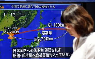 Korea Płn. oficjalnie potwierdziła dokonanie ostatniej próby rakietowej