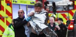To on powstrzymał zamachowca w Londynie. Ujawnili szczegóły