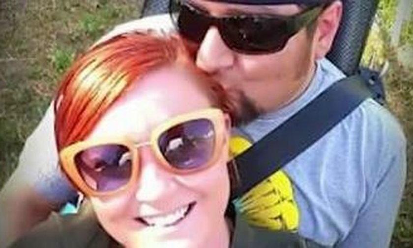 Amber i Michael