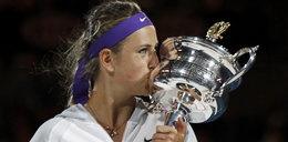 Azarenka wygrała Australian Open
