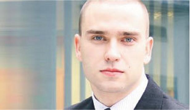 Piotr Hans, CIA CFE audytor wewnętrzny Grupy Kapitałowej Novol