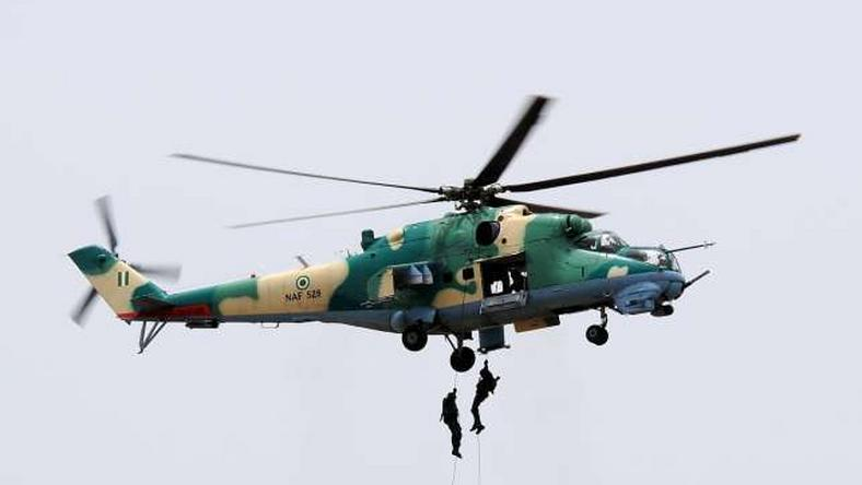 Nigeria Air Force aircraft (NAF) aircraft (image used for illustrative purpose)