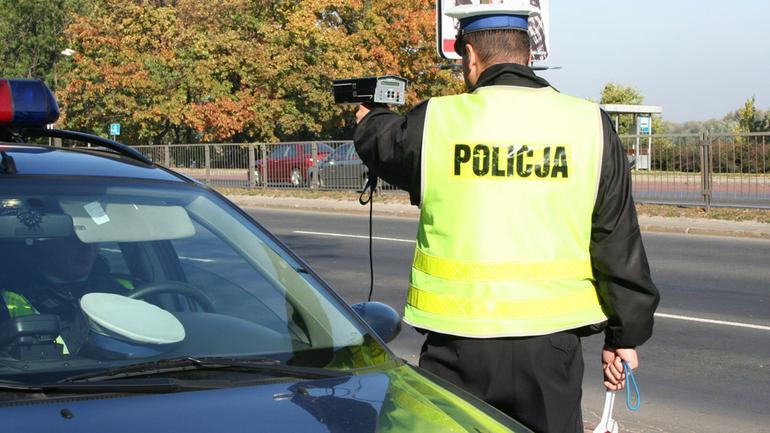 Nie prowokuj policjanta!