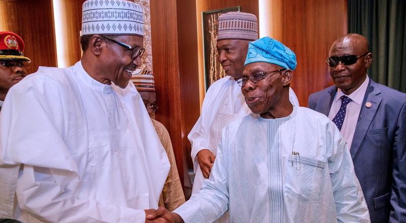 Miyetti Allah tells Buhari to arrest, deal with Obasanjo