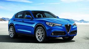 Alfa Romeo Stelvio z nowymi silnikami za 160,7 tys. zł