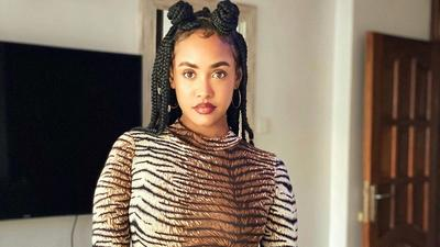Furious Tanasha Donna blasts fans who gatecrashed her party and shared videos with bloggers (Video)