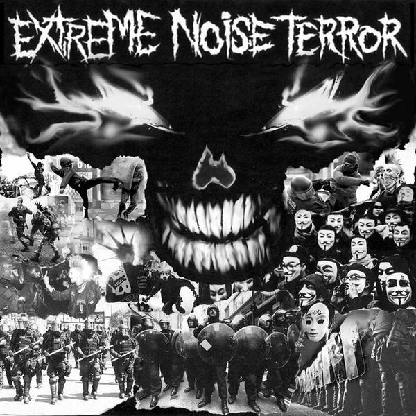 "Extreme Noise Terror – ""Extreme Noise Terror"""