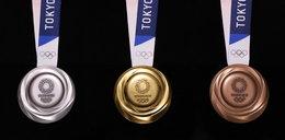 Medale olimpijskie z odzysku