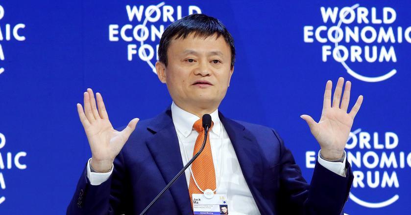 Jack Ma twierdzi, że dzieci należy uczyć m.in. dbania o innych i niezależnego myślenia