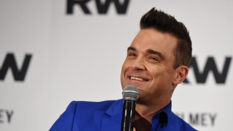 Robbie Williams zapowiada wielki powrót. Uda się?