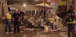 Eksplozja w Hiszpanii. Liczba rannych wzrosła do 90 osób