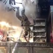 UZNEMIRUJUĆ SNIMAK Evo kako je Uroš Ćertić na snimanju filma PAO NA GLAVU i zadobio TEŠKE POVREDE (VIDEO)