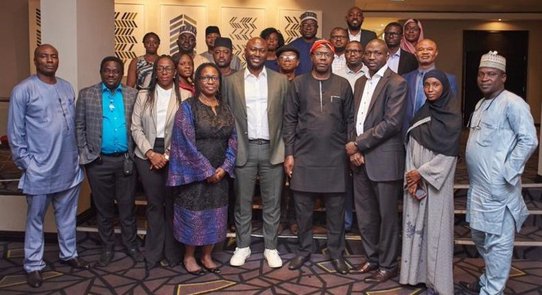 Genetic scientists and researchers at the launch of African Centre for Translational Genomics to facilitate research by African scientists (Twitter/@actginitiative)