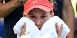 Jest diagnoza tenisistki, która upadła w szatni podczas US Open!