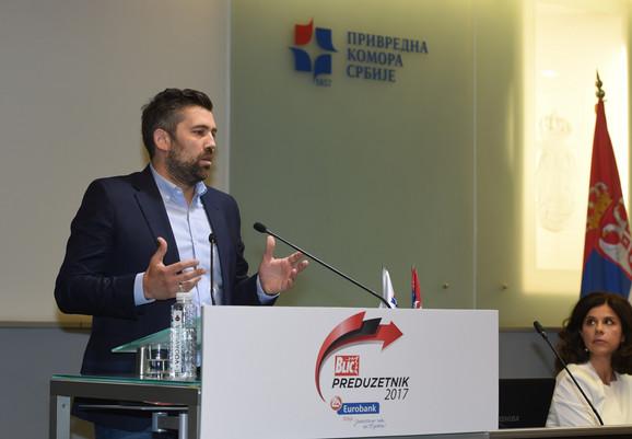 Predrag Mihailović, glavni i odgovorni urednik