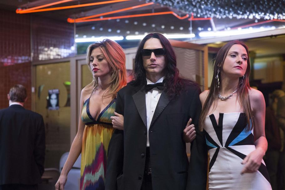 2017 - The Disaster Artist - Movie Set