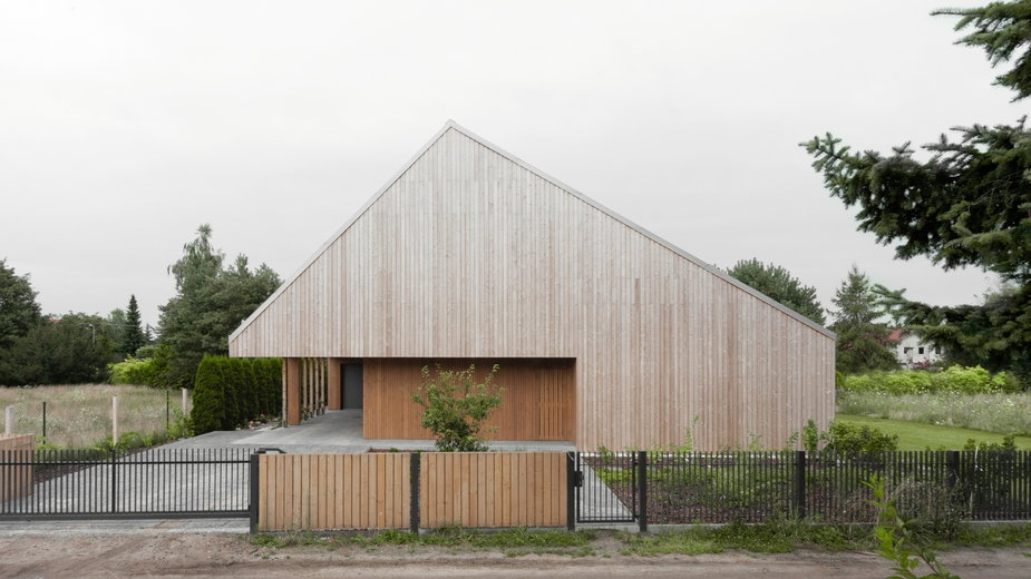 Dom dla N + S w Puszczykowie pod Poznaniem