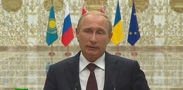 Putinowi wyrosły rogi?