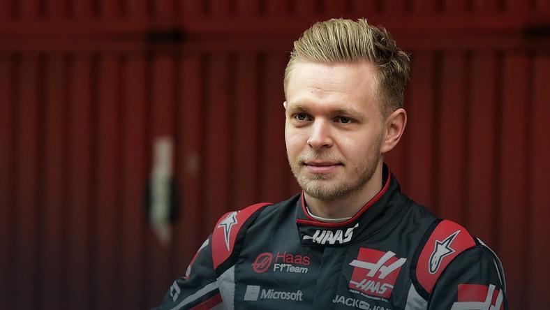 Magnussen po kwalifikacjach: miałem pecha