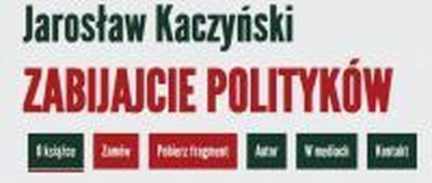 Strona Zabijajciepolitykow.pl