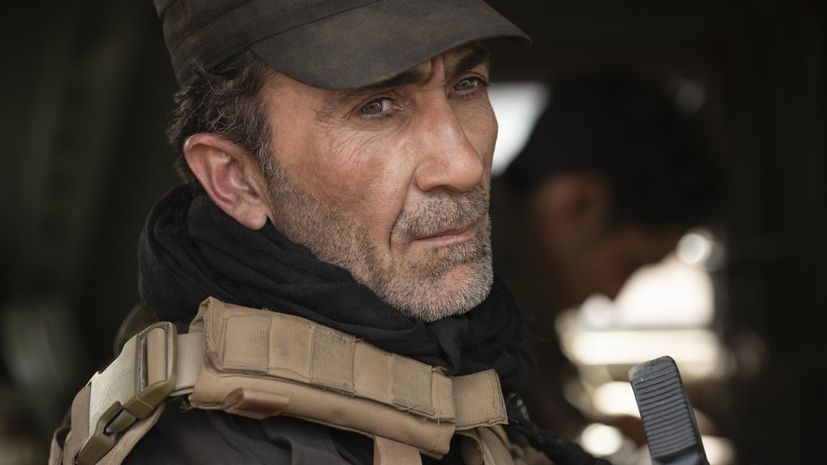 "Suhail Dabbach w serialu ""Mosul"""