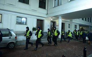Rzecznik KSP o demonstracji pod Sejmem: Policja nie użyła gazu łzawiącego