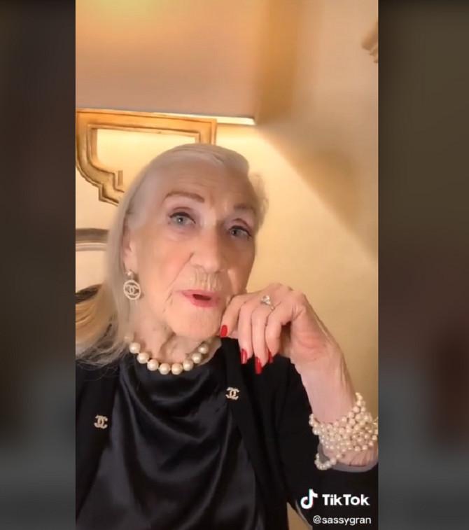 Baka Doris otkrila kako se osvetila nevernom mužu i to je postalo hit na društvenim mrežama