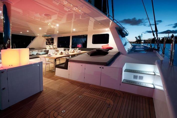 Sunreef 80 LEVANTE, fot. mat. Sunreef Yachts