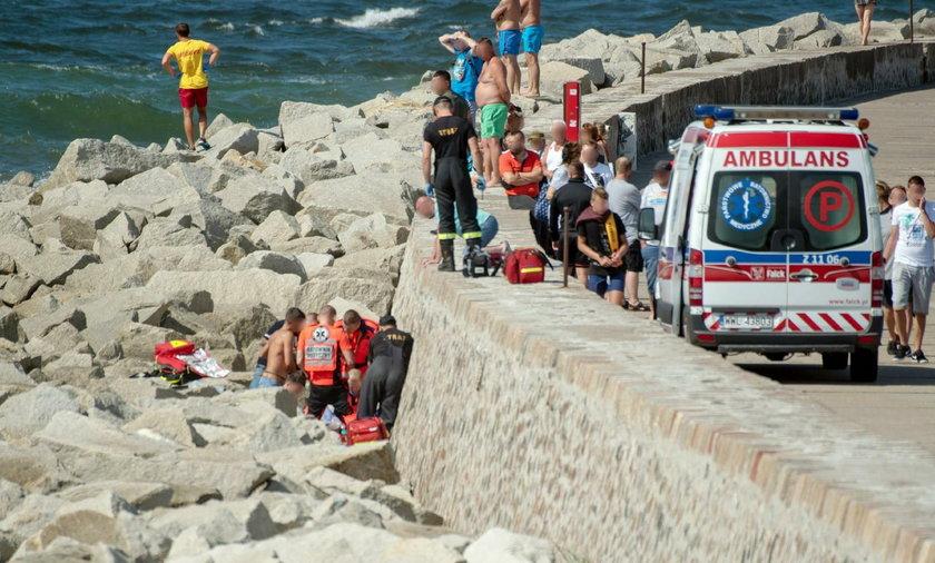 Dzieci utonęły w Darłówku. Po tragedii, są wyniki kontroli NIK