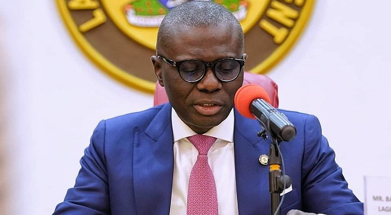 Sanwo-Olu threatens to name and shame people benefitting from traffic gridlock in Apapa