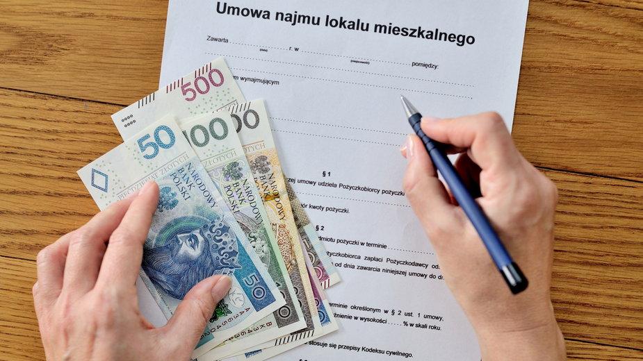 Od wynajmu mieszkania należy odprowadzić podatek - Tomasz Warszewski/stock.adobe.com