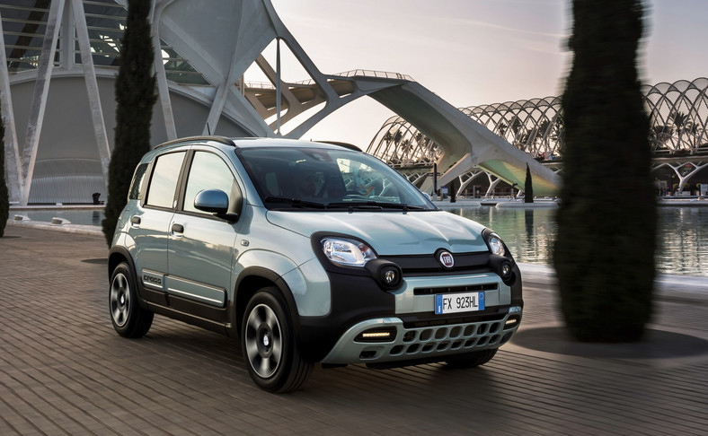 Fiat Panda Cross Hybrid Launch Edition