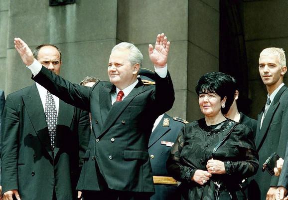 Slobodan, Mirjana i Marko